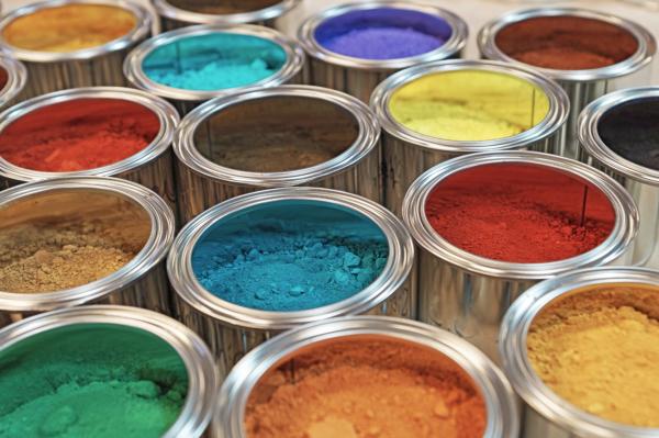 Pigments secs Tockay 5